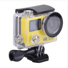 2 Näytön 4K Action Kamera € 51,72 | Tavaraa Halvalla Kiinasta Technology Gadgets, Geeks, Geek Stuff, Action, Cool Stuff, Photography Equipment, Fotografia, Geek Things, Cool Things