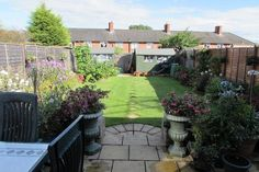 Check out this property for sale on #Zoopla - this garden is gorgeous