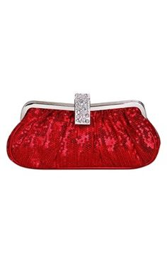 Red #Clutches Style Code: 07767 $29