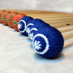 FSM Medium FSM Doublehard Handmade marimba mallets www. Music Humor, Percussion, Medium, Handmade, Hand Made, Handarbeit, Medium Long Hairstyles