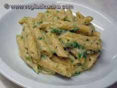 Penne alla crema di verza e formaggio light | Cucinare Meglio
