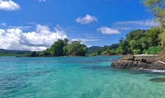 Beautiful waters surrounding the Perlas Islands, Gulf of Panama. .jpg (590×351)