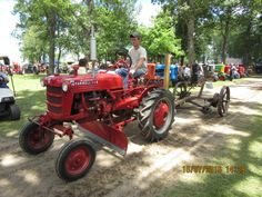 98 Best Farmall Cub images in 2017 | Antique tractors, Old