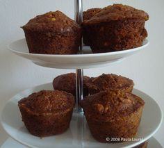 """I was pulled out of my dreams this morning by the raw morning voice of my partner saying """"let us make carrot muffins this morning"""". Or perhaps I was still dreaming? Then I heard the v…"""