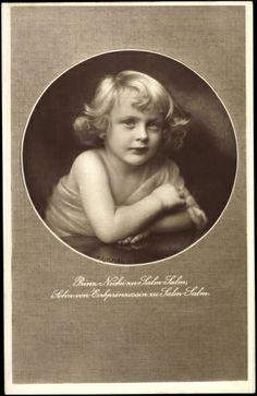 Prince Nicolas zu Salm-Salm né le14 février 1906 fils d'Emmanuel (1871-1916) et de l'archiduchesse Marie-Christine de Habsbourg (1879-1962)
