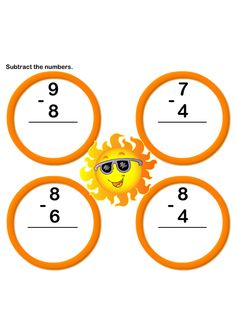 math worksheet : math worksheets kindergarten worksheets subtraction worksheets  : Free Online Worksheets For Kindergarten