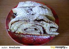 Slovenský pudinkoš recept - TopRecepty.cz Camembert Cheese, Pancakes, Pie, Pudding, Breakfast, Desserts, Food, Youtube, Pinkie Pie