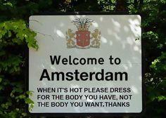 Amsterdamse humor