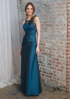 Taffeta Bridesmaid Dress 2013