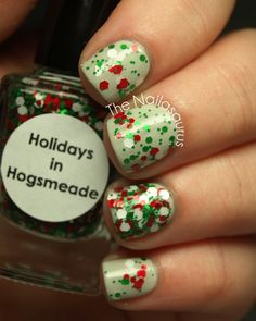 Even if you don't do a nail design you can still use a pretty polish.