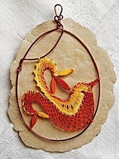 jarné motívy :: Needle Lace, Bobbin Lace, Lacemaking, Lace Heart, Point Lace, Lace Jewelry, Lace Design, String Art, Lace Detail