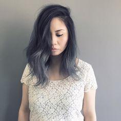 grey blue hair - Sök på Google