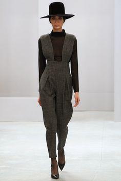 Barbara Casasola - Fall 2014 Ready-to-Wear