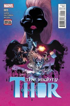 Thor, Marvel Comics, Comic Art, Comic Books, Marvel Women, Book Publishing, Cover, Movie Tv, Avengers