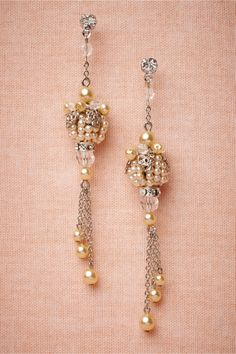 """Sea Nectar Earrings in Shoes & Accessories Jewelry at BHLDN 
