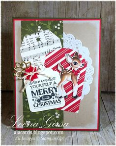A La Cards: Merry Little Christmas