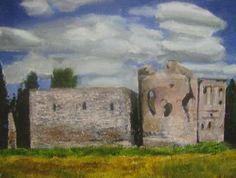 Vastseliina Fortress Southern Estonia