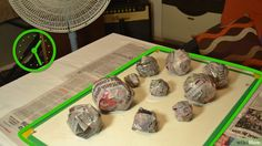 How to Make Papier Mâché Planets. Arts and crafts projects can be a great way to educate children. Planets and the solar system are fascinating, but a topic so vast can quickly become overwhelming for a young learner. Using papier-mâché to .