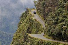 For daring drivers only: The world's 10 scariest roads | New York Post
