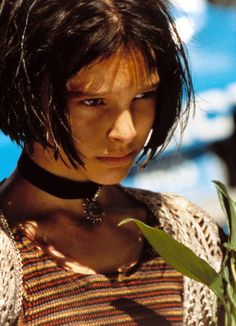 Natalie Portman as Mathilda in Leon