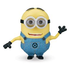 "Despicable Me 2 9-inch Talking Figure - Minion Dave - Thinkway - Toys ""R"" Us"