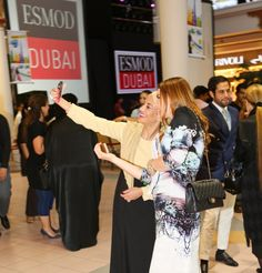 Inside the event - Annual ESMOD Graduation Fashion Show at Wafi Mall