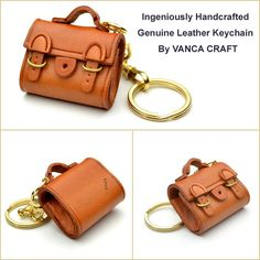Ingeniously Handcrafted Genuine Leather