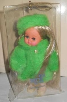 BLONDE DOLL EL GRECO GREEK TOY 70's NEW SUPER RARE!!! (06/01/2013)