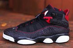 """Jordan 6 Rings GS """"Black Elephant"""""""
