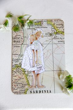 ...pour celles qui partiront au soleil. * un petit foulard April Showers * des poissons hameçons, des porte-couteaux originaux (lorsque je fais une jolie table! Ça amuse mes invités...) * les mini-cartes de Cinq Mai * un petit poisson origami du si joli...