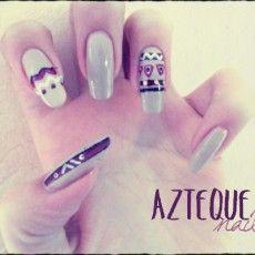 Aztèque Nails