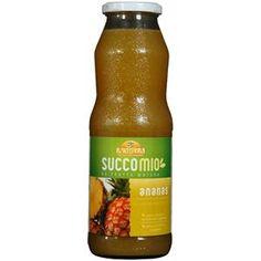Isola Bio Succo Ananas 100% 1000ml BIO a soli 4,38€