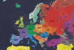 Language Maps