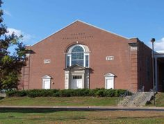 Granby Memorial High School where I graduated high school.