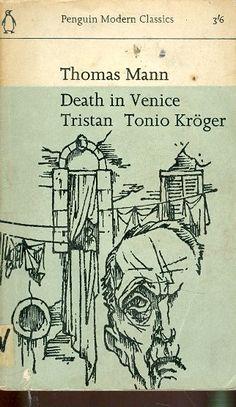 death in venice tristan tonio kroger - thomas mann