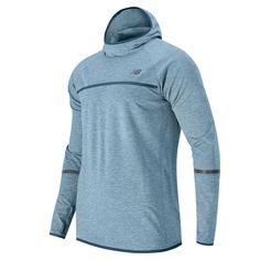 New Balance Heat Pullover Hoodie (Men's) - Mountain Equipment Co-op. Free Shipping Available