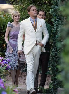 leonardo dicaprio in the great gatsby. wow i feel like i'm 12 again! can't believe he is 37.