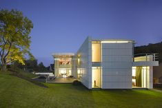 Luxembourg Residence – Richard Meier & Partners Architects