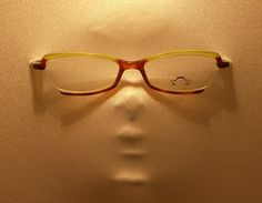 Optician's window display