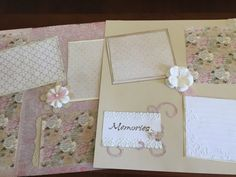 memories scrapbook    premade 12 by 12 pages   premade album