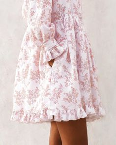 Retro Fashion, Girl Fashion, Vintage Fashion, Fashion Ideas, Smock Dress, Dress Up, Balloon Dress, Colourful Outfits, Girly Girl