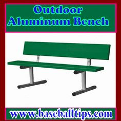 School is an institution responsible for quality education and to make it more conducive for learning, school authorities can prefer adding of backyard furniture in parks and canteens. Browse this site http://baseballtips.com/baseball-field-equipment/new-field-equipment/baseball-benches-and-bleachers.html for more information on outdoor benches for schools. Follow Us : https://baseballtipss.wordpress.com
