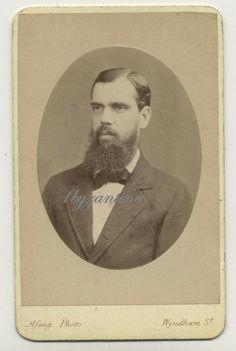#cdv #Hong #Kong #China c1880 William Thompson Colonial Gentleman FONG #Chinese PHOTO Colonial, Hong Kong, Gentleman, Photographs, Asia, Chinese, Ebay, Gentleman Style, Fotografie