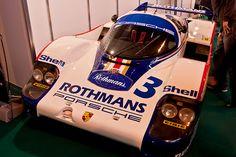 Rothmans Porsche 917| Autosport International Motorshow, Birmingham