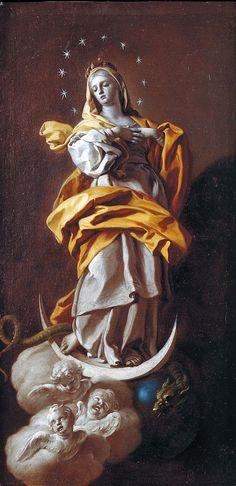 Francesco  De Mura, Immacolata Concezione