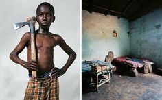 10 Bedrooms Where Children Sleep -- more in depth explanations about the people