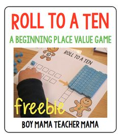 | FREEBIE Roll to a Ten