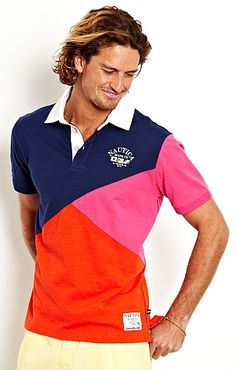 Sport Fashion, Mens Fashion, Fashion Outfits, Polo Shirt Design, Polo Tees, Sportswear, Shirt Designs, Polo Ralph Lauren, Menswear