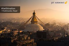 #JetStination: Visit the beautiful and spiritual country of Nepal and discover serenity in the Kathmandu Valley.