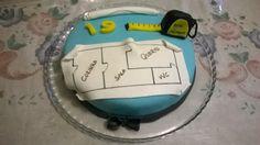 Arquitecture cake